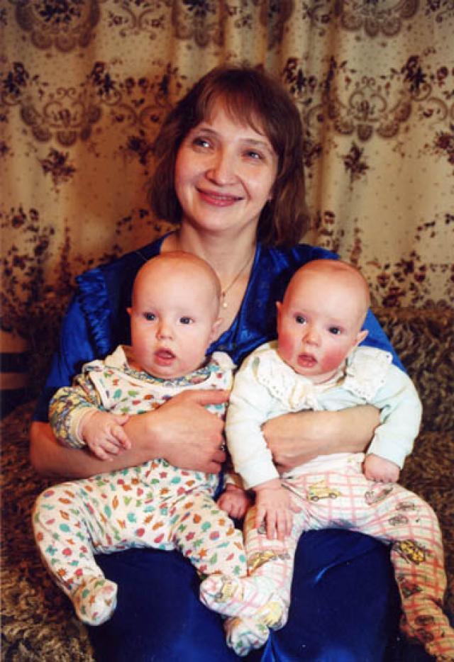 Вася и Дима (2001 год рождения)